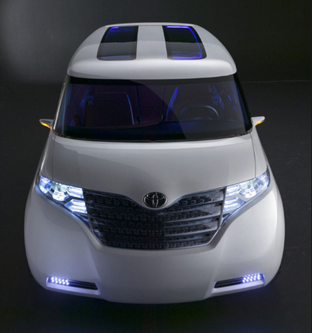 Toyota F3R Concept and Specs