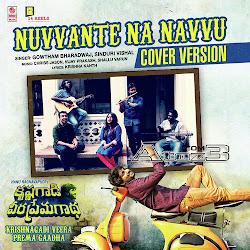 Nuvvante Na Navvu Cover Version,Nuvvante Na Navvu song,Nuvvante Na Navvu song download
