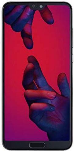set up fingerprint Huawei P20 Pro