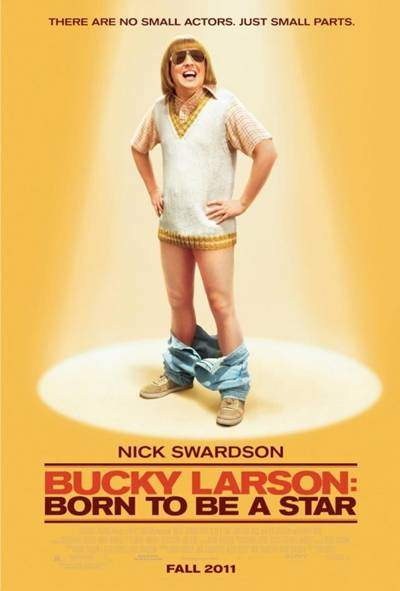Bucky Larson Born to Be a Star DVDR NTSC Español Latino
