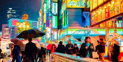 estrangeiros vivendo no Japão