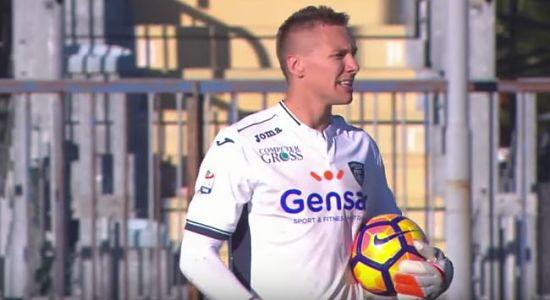 """EMPOLI, Skorupski: """"L'anno prossimo a Roma solo per fare il titolare, altrimenti cercherò un altro club""""."""