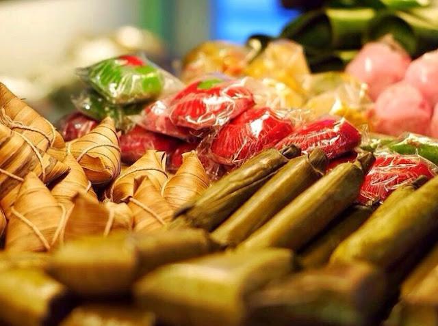 Jajanan Pasar di Warung Kartiko
