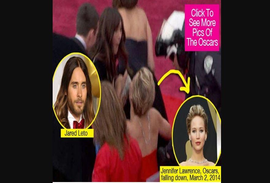 Jennifer Lawrence drunk