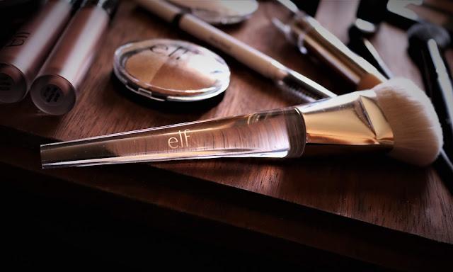 e.l.f beautifully precise brush