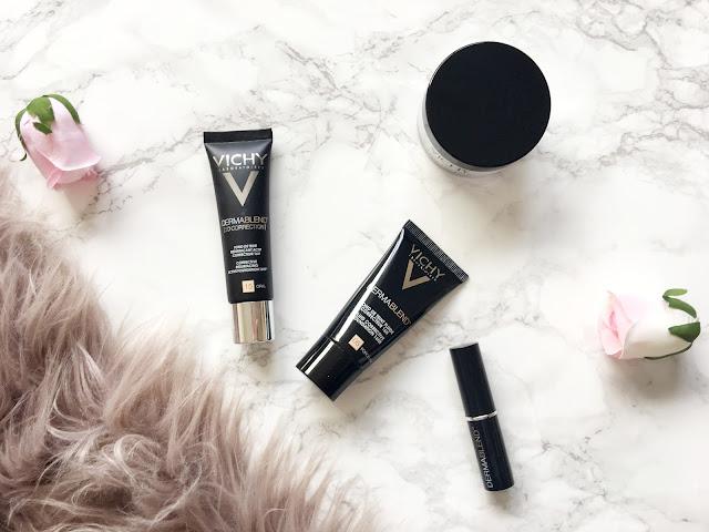 Vichy Dermablend Makeup Range
