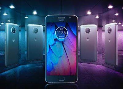 smartphone g5s plus