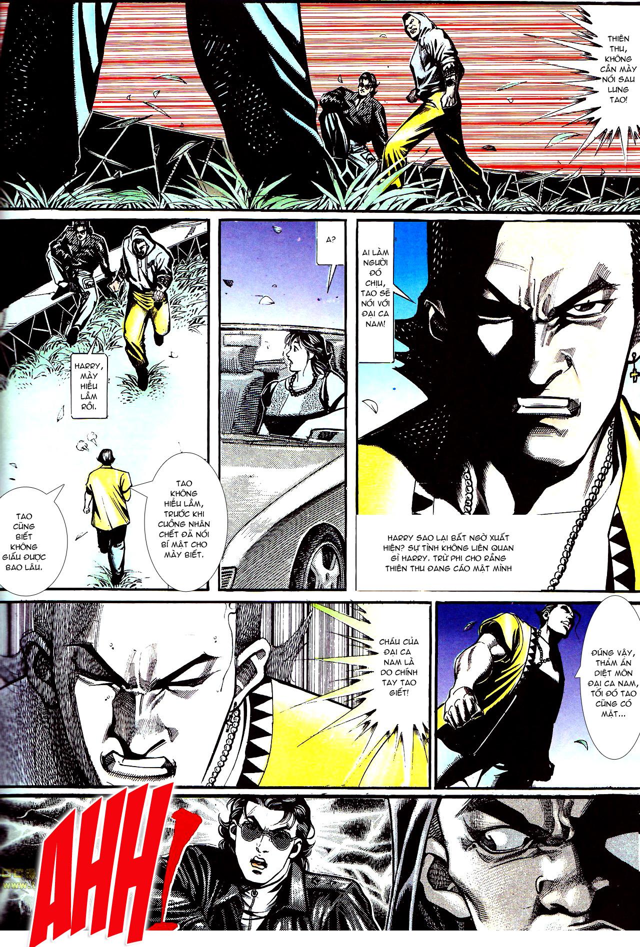 Người Trong Giang Hồ chapter 155: long đầu trang 8