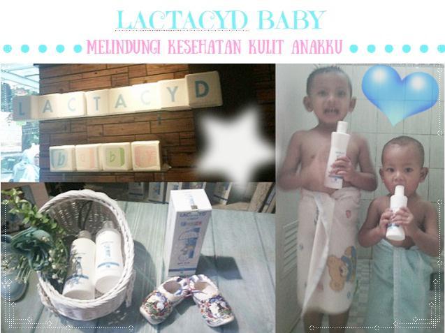 Lactacyd Baby Melindungi Kesehatan Kulit Anakku