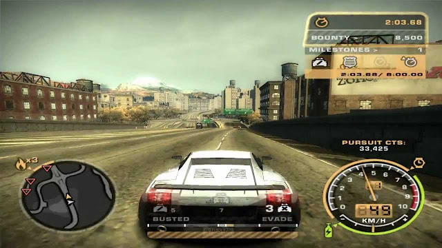 Download Need For Speed Most Wanted Black Edition Repack