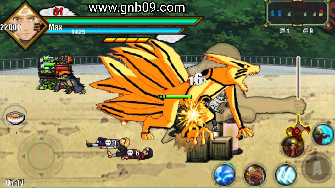 download game naruto senki mod storm 4 by alwan
