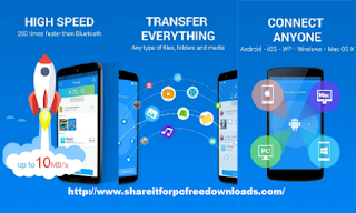 SHAREit for Windows Phone Latest Version