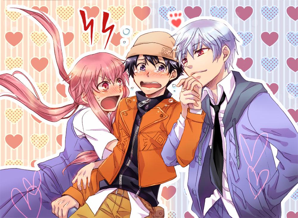 Moonlight Summoner's Anime Sekai: Future Diary 未来日記 (Mirai ...