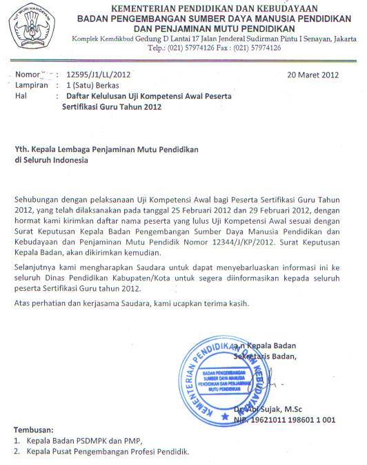 Info Cpns Guru 2013 Jawa Tengah Lowongan Pns Guru Jawa Tengah 2013 Cpns Bumn Bank Pengumuman Uka Provinsi Jawa Tengah Penilaian Kinerja Guru 2012