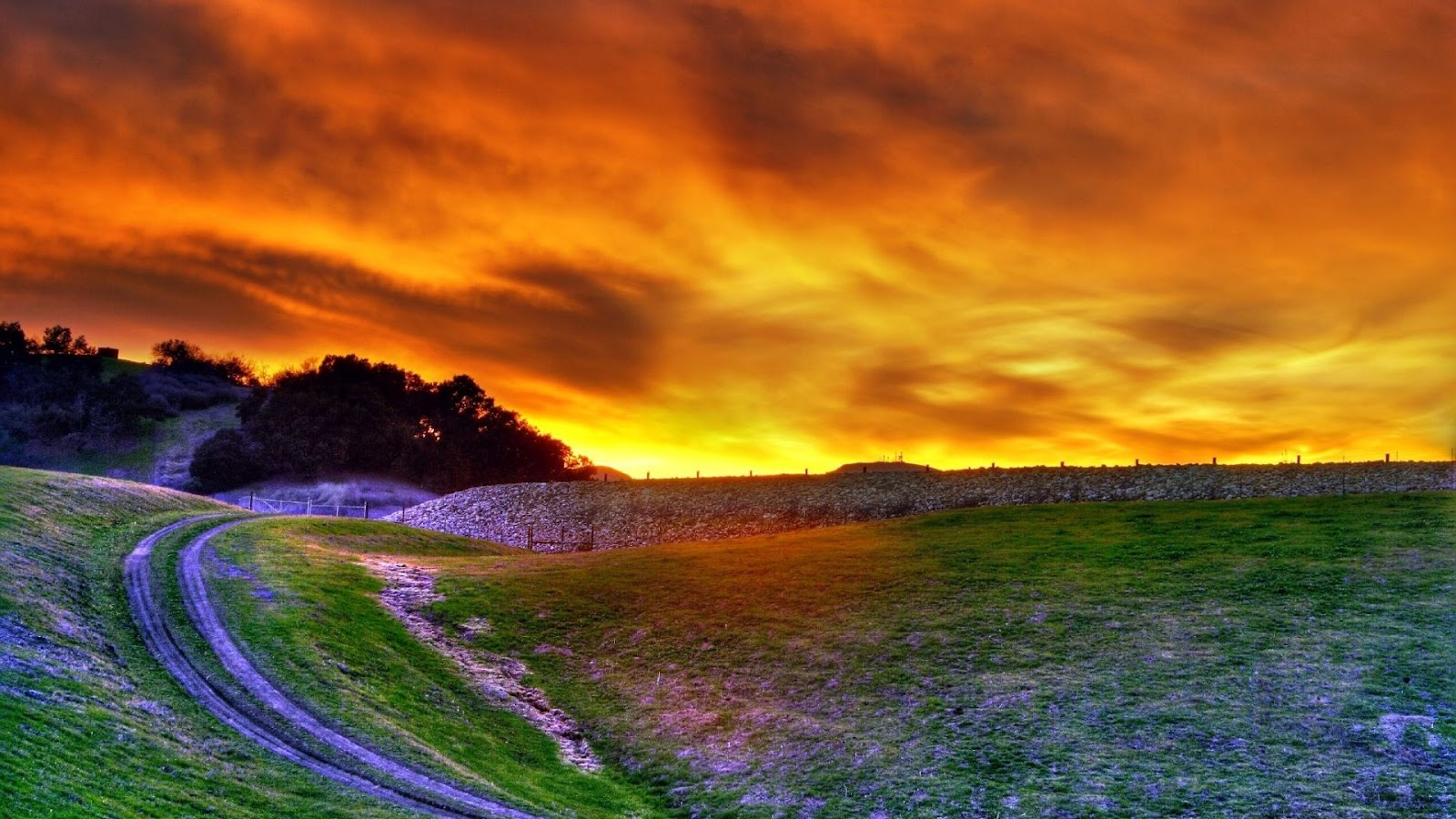 Sun Set HD Wallpapers | Hd Wallpaper