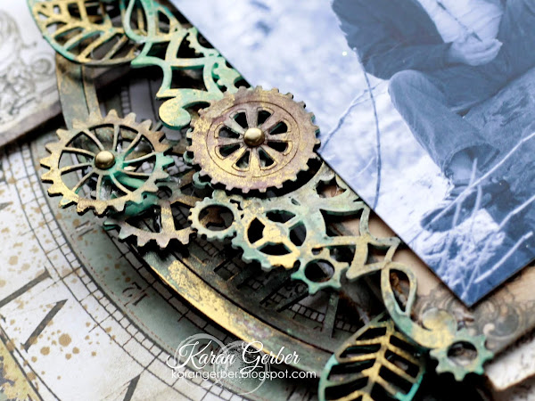 Live your Adventure - 2 Crafty Chipboard