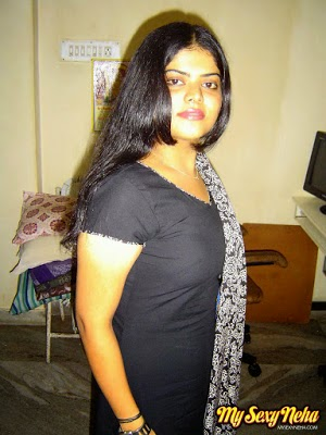 neha aunty without bra