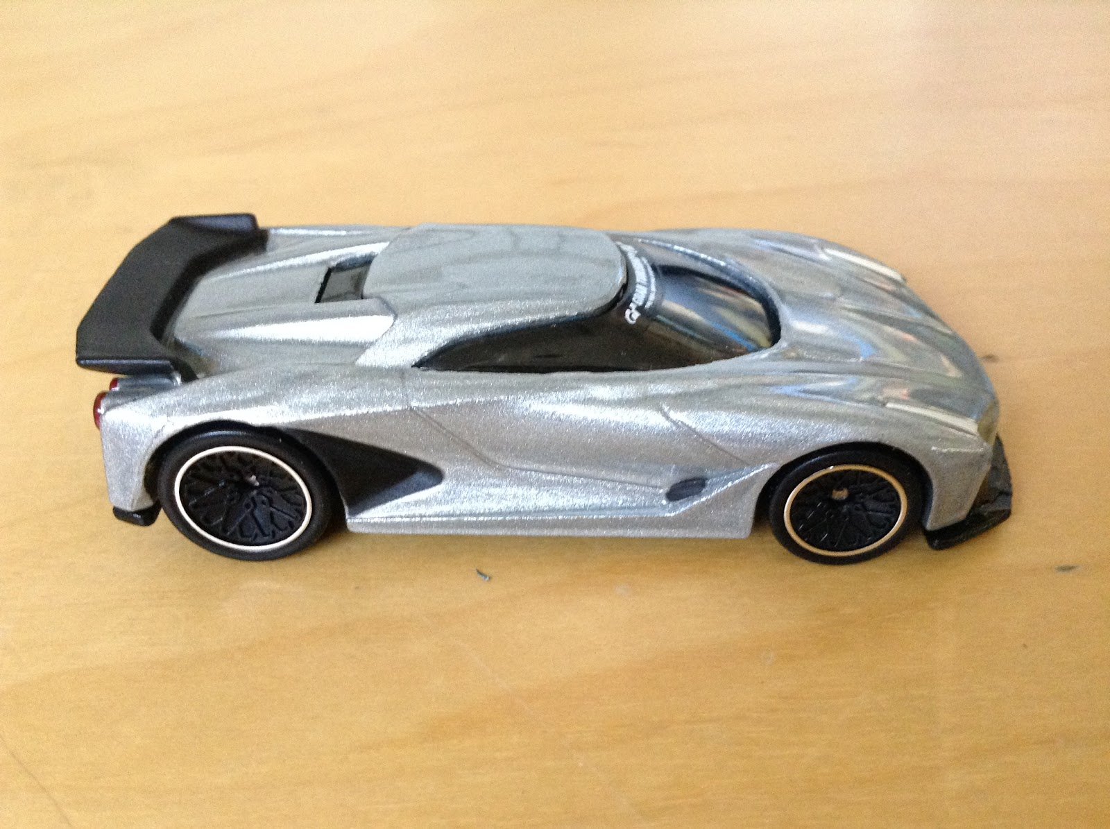 Julian's Hot Wheels Blog: Nissan Concept 2020 Vision GT ...