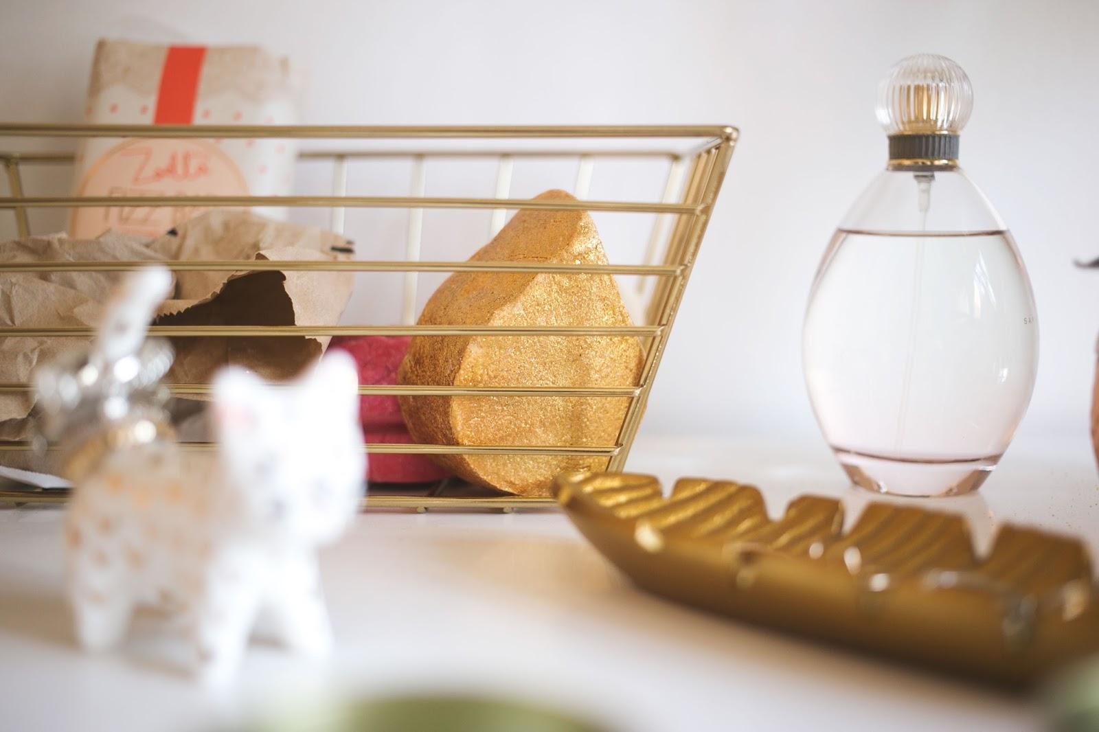 H&M Home, Oliver Bonas, White, SJP Lovely, Katie Writes Blog, Katie Writes,