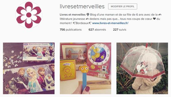 Livres et merveilles sur Instagram - Mois de janvier 2016