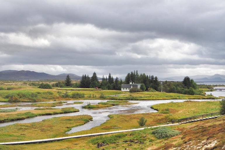 Road trip dans le cercle d'or en Islande