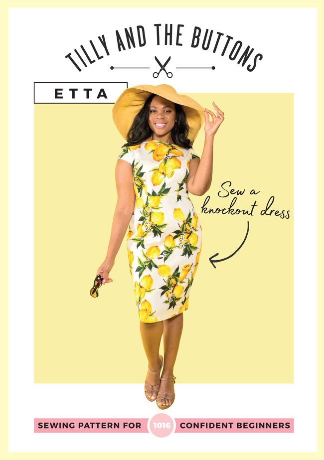 Etta sewing pattern - Tilly and the Buttons