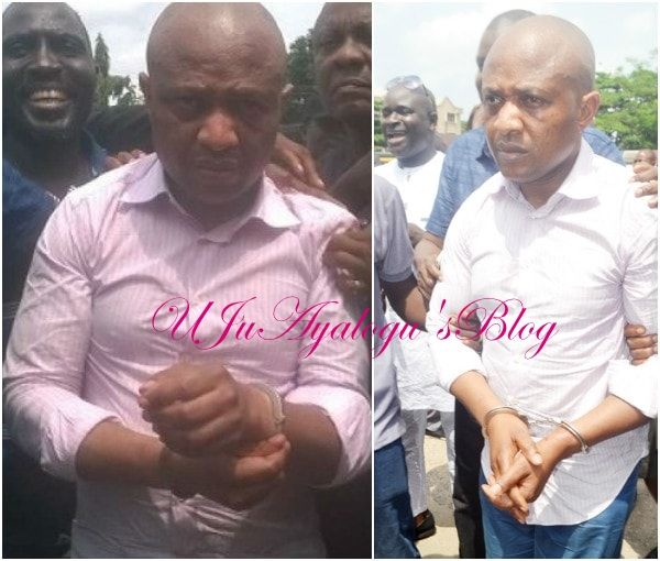 Billionaire Kidnapper Evans reveals how he and his gang members hijacked bullion vans, stole N200m