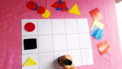 kegiatan anak usia dini 2 - 3 tahun yaitu mengenalkan berbagai bentuk benda pada anak