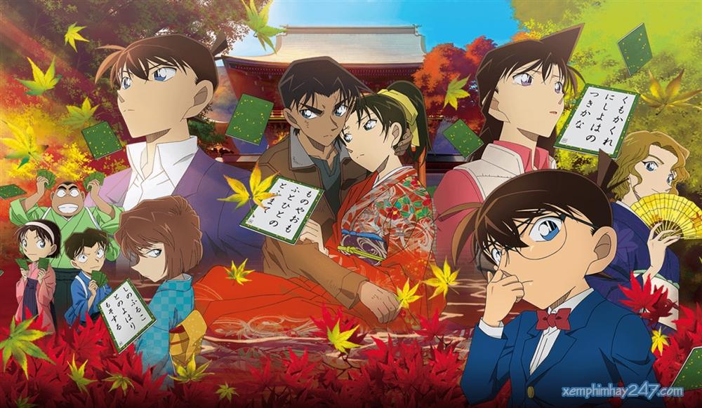 http://xemphimhay247.com - Xem phim hay 247 - Thám Tử Lừng Danh Conan 21: Bản Tình Ca Màu Đỏ Thẫm (2017) - Detective Conan Movie 21: Crimson Love Letter (2017)