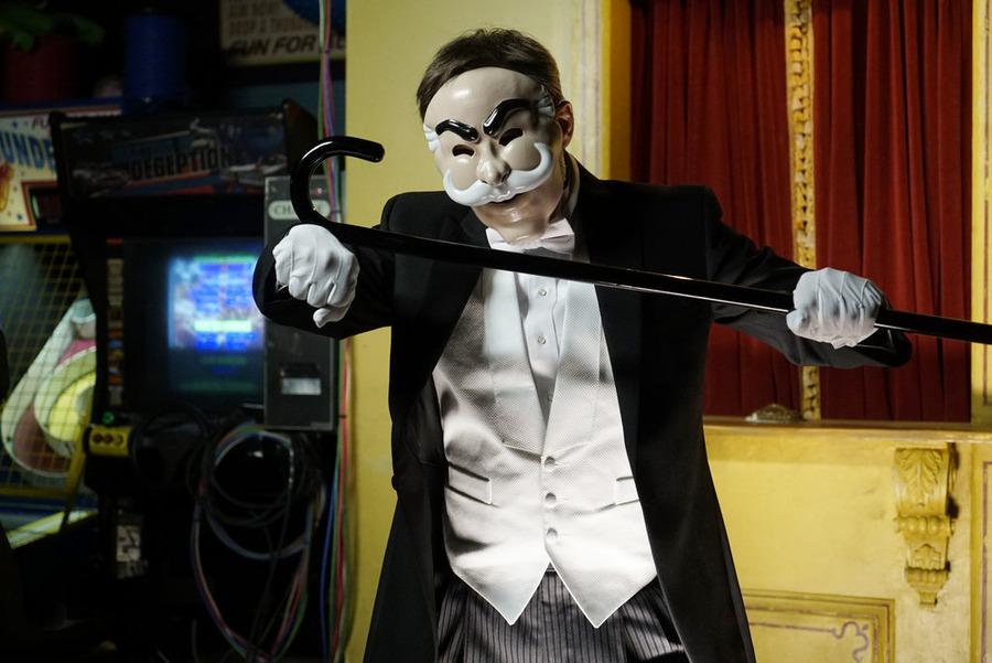 Nonton Film Mr. Robot S01E04: Daemons (2015)