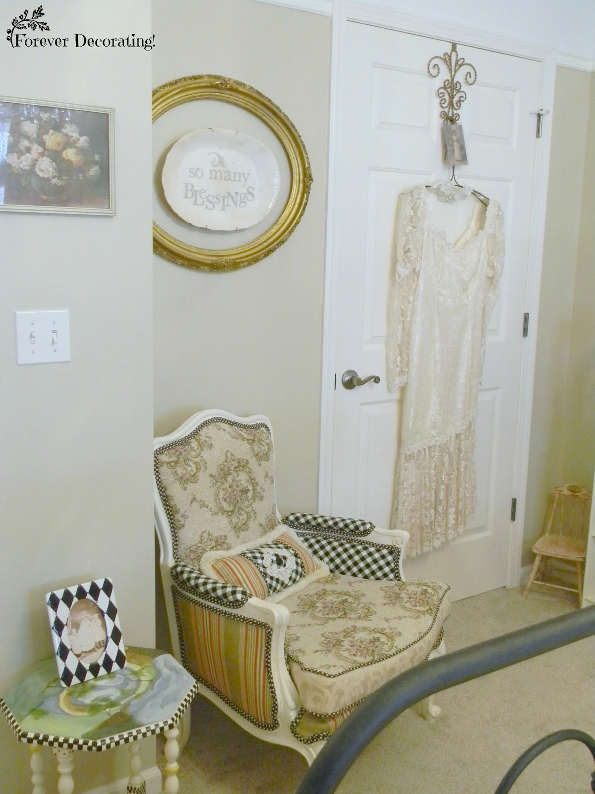 Forever Decorating Guest Bathroom Tour: Forever Decorating!: Magazine Feature
