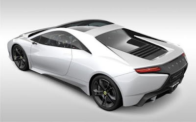HD Images for Lotus Elite 2016 rear look