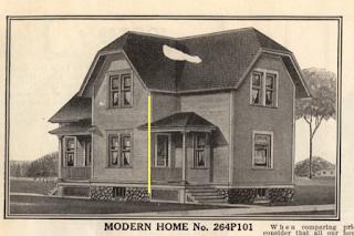 sears modern home model 101
