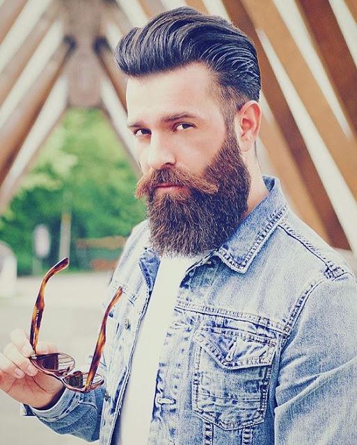 Barba Moda Linhas Retas nas Laterais (6)