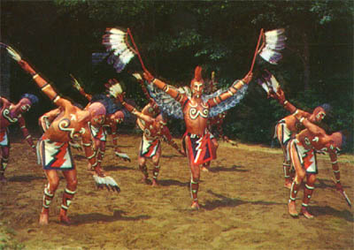 The struggles beliefs and customs of native american people