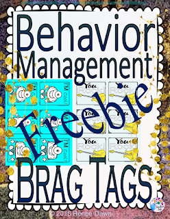 https://www.teacherspayteachers.com/Product/Behavior-Management-Brag-Tags-FREEBIE-4029920?utm_source=blog&utm_term=28tpt28b&utm_campaign=TeachingTipstoTry767