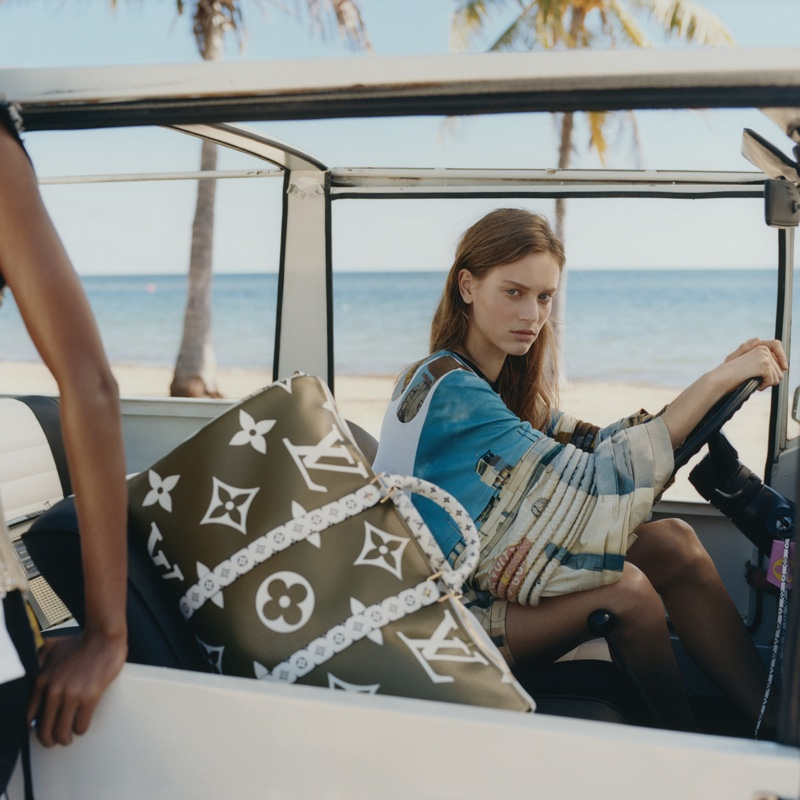 Louis Vuitton Summer 2019 Campaign