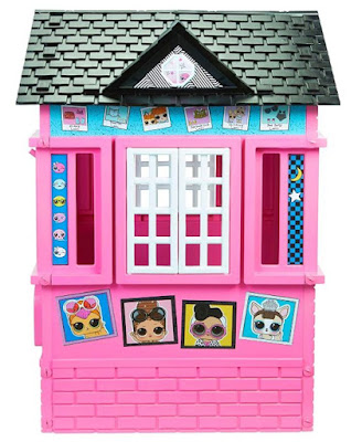 Коттедж L.O.L. Surprise Cottage Playhouse