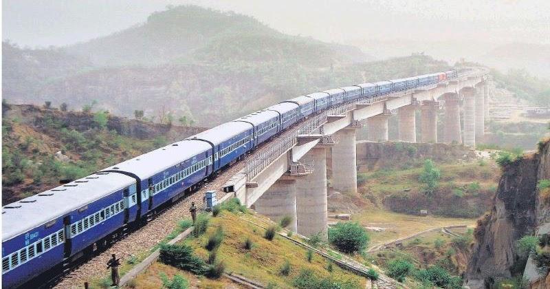 Essay on the Indian Railways