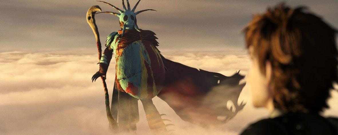 How to Train Your dragon 2 - Jak wytresować smoka 2 - 2014