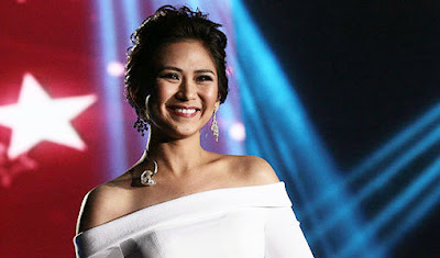 Popstar princess Sarah Geronimo chosen by Disney to sing The Glow