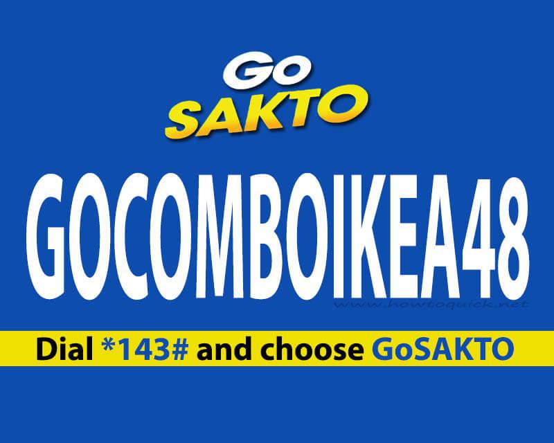 how to stop gosakto promo