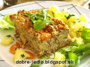 Pohánkovo-zeleninový nákyp - recept