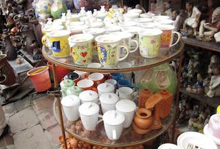 Cửa hàng gốm sứ Bát Tràng tại Hà Nội
