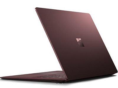 微軟Surface Laptop筆電