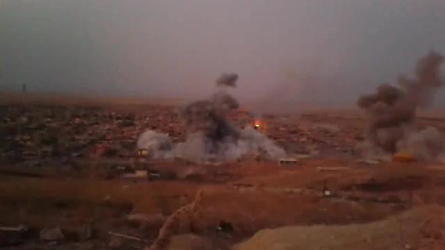 Η τουρκική πολεμική αεροπορία έπληξε θέσεις Κούρδων στη Συρία