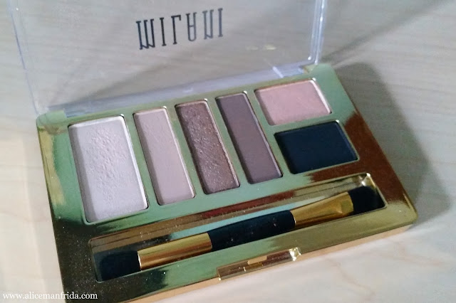 Milani, eye shadow, cosmetics, makeup, Must Have Naturals, neutral, palette, pretty, eyes, beauty