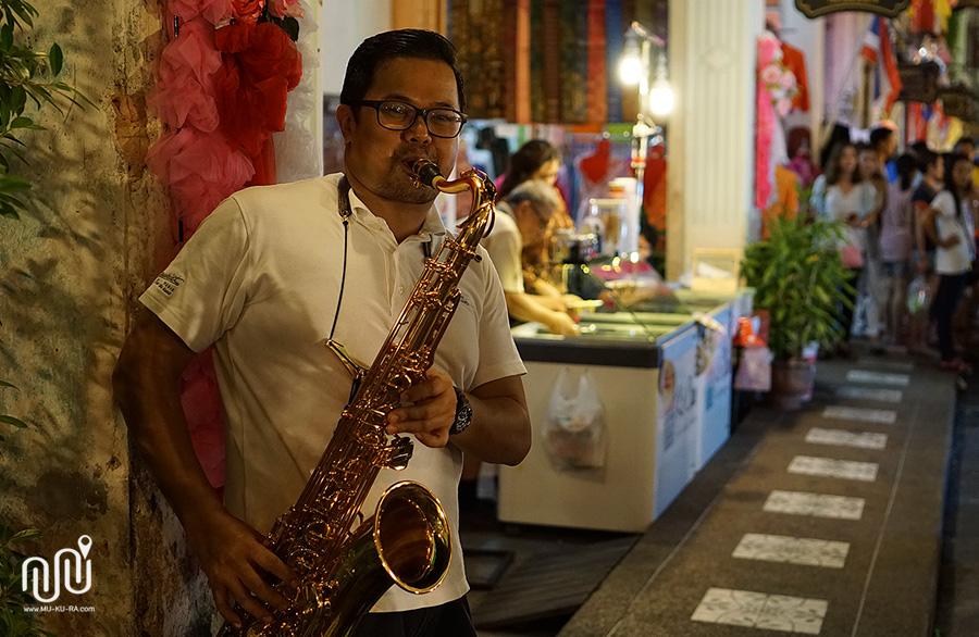 ถนนคนเดินภูเก็ต หลาดใหญ่ Phuket Walking Street