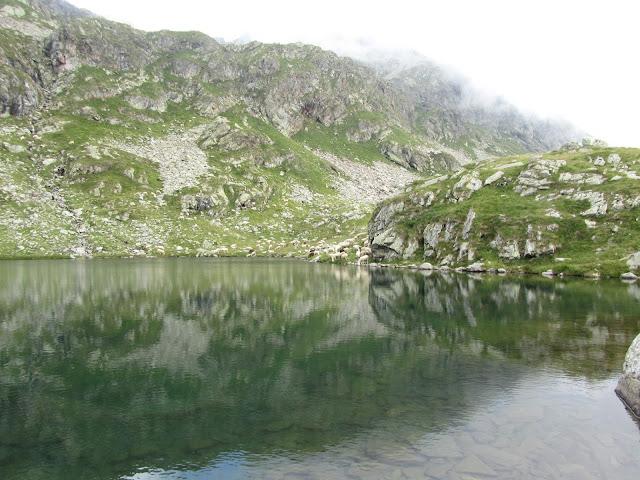 Lago Capezzone valle Strona