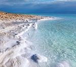 Porque o mar Morto tem tanto sal? Seria essa a razão de seu nome?